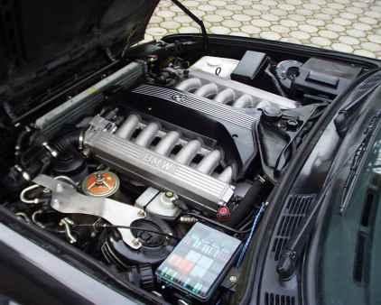 Alpina E30. BMW E30 350i - mit Alpina V12