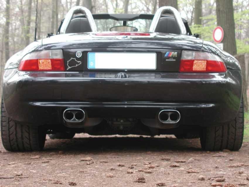 Bmw M Roadster Von Uli Xxx